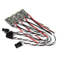 4x HP Micro BLHeli 20A ESC 2- 4S Speed Controller for Racing ...