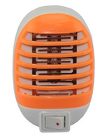 LED متعدد الوظائف أضواء صاعق الإلكترونية الحشرات القاتل، قاتل البعوض، فخ البعوض، مصباح البعوض القاتل، يزيل كل الطائر الآفات