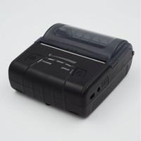 TP-E300 المحمولة البسيطة بلوتوث 4.0 80 ملليمتر طابعة الإيصالات الحرارية الولايات المتحدة / الاتحاد الأوروبي التوصيل الذكية السيارات طابعة الإيصالات الحرارية لالروبوت