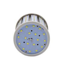 30 Вт 35 Вт 40 Вт 45 Вт 50 Вт Светодиодный свет кукурузы AC85-265V Высокой мощности Светодиодные лампы накаливания Светильники для сада Наборы для модернизации лампы E26 E27 E40 B22