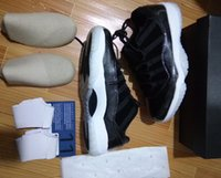Low Barons 11s 72- 10 best quility Space Jam 11 Concord Bred ...
