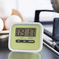 Рождественский подарок Digital Kitchen Count Down / Up ЖК-дисплей Таймер / будильник с магнитом стенд клип