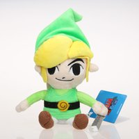 120pcs lot 20cm Anime Legend of Zelda Plush Doll Stuffed Toy...