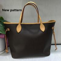 2020 الشهيرة حقيبة المرأة الكلاسيكية ذات جودة عالية حقيبة يد المرأة مع الرقم التسلسلي قدرة كبيرة حقائب الكتف حمل يوم مخلب محفظة M40996