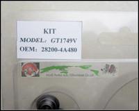 Turboreparatursatz überholt BV43 28200-4A480 53039880145 53039880127 Für HYUNDAI Grand Starex CRDi H-1 iLOAD iMAX 07-D4CB 16V 2,5L