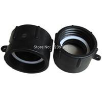"50PCS / LOT 1000L IBC Wassertank 2"" fitting DN50 butress Innengewinde 2"" NPT weiblichen Adapter camlock tap Großhandel"