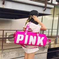 New arrival fashion Pink bags large capacity 5 colors printi...