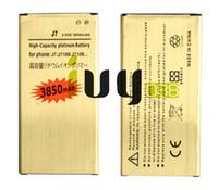 2PCS / LOT 3850mAh EB-BJ710CBC الذهب استبدال البطارية لبطاريات 2016 الطبعة سامسونج غالاكسي J7 J7108 J7109 SM-J708 J7008 J7009 J700F