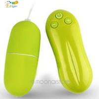 Il più nuovo telecomando senza fili che fa vibrare l'uovo, vibratore della pallottola del sesso, impermeabile, 60 modi di vibrazione, giocattoli del sesso adulto per la donna