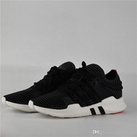 2017 Top Quality EQT Support ADV Primeknit Running Shoes Men...