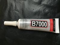 Multi usage 15ml B-7000 forte colle adhésive instantanée pour la réparation de téléphone portable à écran tactile pour les bijoux de bricolage ongles Transparent LCD adhésif