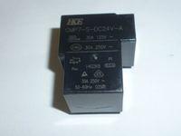 RELAY CMP7-S-DC24V-A 4PIN 24VDC 30A T90