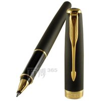 Parker roller Pen School Office Supplies matte black parker ...