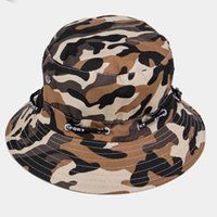 2017 New Camouflage fisherman hat men Hunting mountaineering...