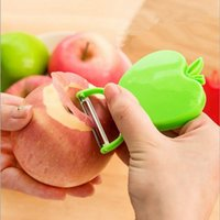 Mais novos zesters de maçã Frutas Vegetable Peeler Cute Ferramentas de cozinha novas Kitchen Cutlery Vegetable Fruit Peeler Paring Knife IC763