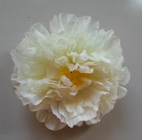 Flores artificiais peônia flores de seda flor adereços de 20 CM grande peônia Frete grátis