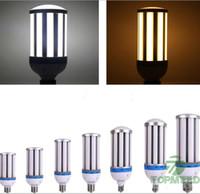 E27 E40 ha condotto le lampadine del cereale della lampada 24W 27W 36W 45W 54W 80W 100W 120W 3000k 6000k ha condotto le luci di alta baia illuminazione a LED 1010
