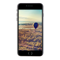 Новый Matte Black Goophone i7 Plus V4 3G WCDMA Quad Core MTK6580 1GB 8GB Android 6.0 5.5-дюймовый IPS 1280 * 720 HD GPS WiFi Смартфон для тела
