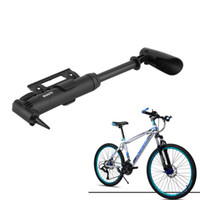 Multi- functional Portable Bicycle Cycling Bike Air Pump Tyre...