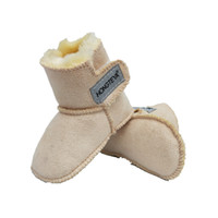 HONGTEYA New Winter High- top Baby Booties Baby Moccasins Sof...