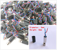 100pcs 3mm x 8mm Vibration Pager Vibrating Vibrator Motor DI...