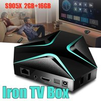 NEW MAGICSEE Iron TV Box with 2GB RAM powered by Amlogic S90...