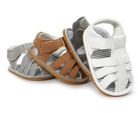 Prewalker Baby Boys Sandals Toddler Soft Soled Shoes First W...
