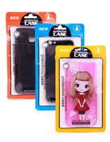 Logo Progettazione adesivo Seal Borse OPP per il telefono iPhone7 iPhone7 plus sacchetti a chiusura zip