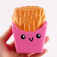 New Arrival Jumbo Squishies Kawaii Squishy French Fries Soft...