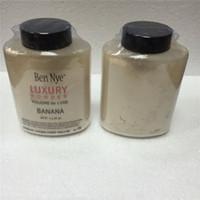 El más nuevo Ben Nye Luxury Powder 85g Nuevo Cara Natural Polvo Suelto Impermeable Nutritivo Banana Brighten de larga duración