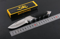 Browning Armored Soldier Warrior Tactical Folding Knife G10 ...