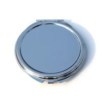 62 ملليمتر جولة حقيبة يد متطوس مرآة مرايا صغيرة جيب مرآة + الراتنج الايبوكسي ملصقا diy miroir m0832 dhl شحن مجاني