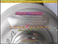 GT2256V 751758-0001 707114-0001 751758 707114 Turbo Turbocompressore per IVECO Daily 3.5 6.5 Renault Mascott 00- 8140.43K.4000 2.8L