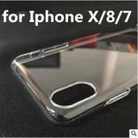 Full Coveraged Clear Crystal Transparent Case Ultra Slim Pla...