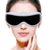 Elétrica Massageador de Olhos Massagem de vibração magnética Olhos Chinês Acupoint massagem Proteção Ocular Instrumento de relaxamento Anti-envelhecimento