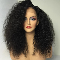 Bythair Top Quality Brazilian Wet and Wavy Human Hair Wigs B...