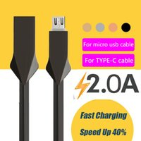 2. 0A Fast Charging 1M 3ft USB Cable TPE Zinc Alloy Arrow Typ...