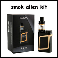 100% Original SMOK Alien Baby AL85 TC Starter Kit with AL85 ...