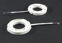 GX53 базовая поверхность фитинга держатель разъем белый для шкафа светодиодные лампы лампы CFLs AC220-240V 50/60 Гц