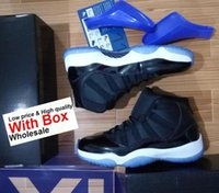 Space Jam 11s Wholesale Best Quality 11s with box 45 and 23 ...