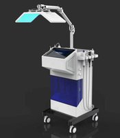 2017 Newest!!!Multifunction PDT LED Light Therapy Dermabrasi...