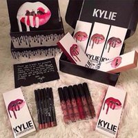 28 Colors In Stock Kylie Jenner Liquid Lipstick Lipgloss Mat...