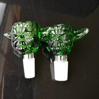 Angel ghost face bubble, wholesale glass bongs, glass water ...