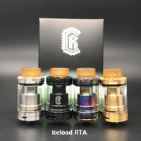 USA RELOAD VAPOR Reload RTA Tank Clone 24mm Diameter with Po...