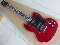 Free Shipping Top Quality Custom SG 400 Wine Electric Guitar...