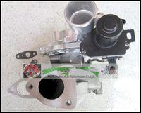 محرك تيربو + ملف لولبي كهربائي CT16V 17201-OL040 17201-30160 17201-30101 لتويوتا HI-LUX لاند كروزر 1KDFTV 1KD-FTV 3.0L