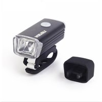 USB Charger Mini Bicycle Front Handle Cycles LED Lights Bicy...