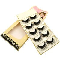 S21 S2 5pairs set Thick False Eyelashes Extension Profession...