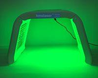 4 لون الضوء الحيوي أدى العلاج آلة