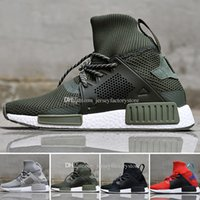 New NMD XR1 Winter Scarlet BZ0632 Grey Two BZ0633 Mens Women...